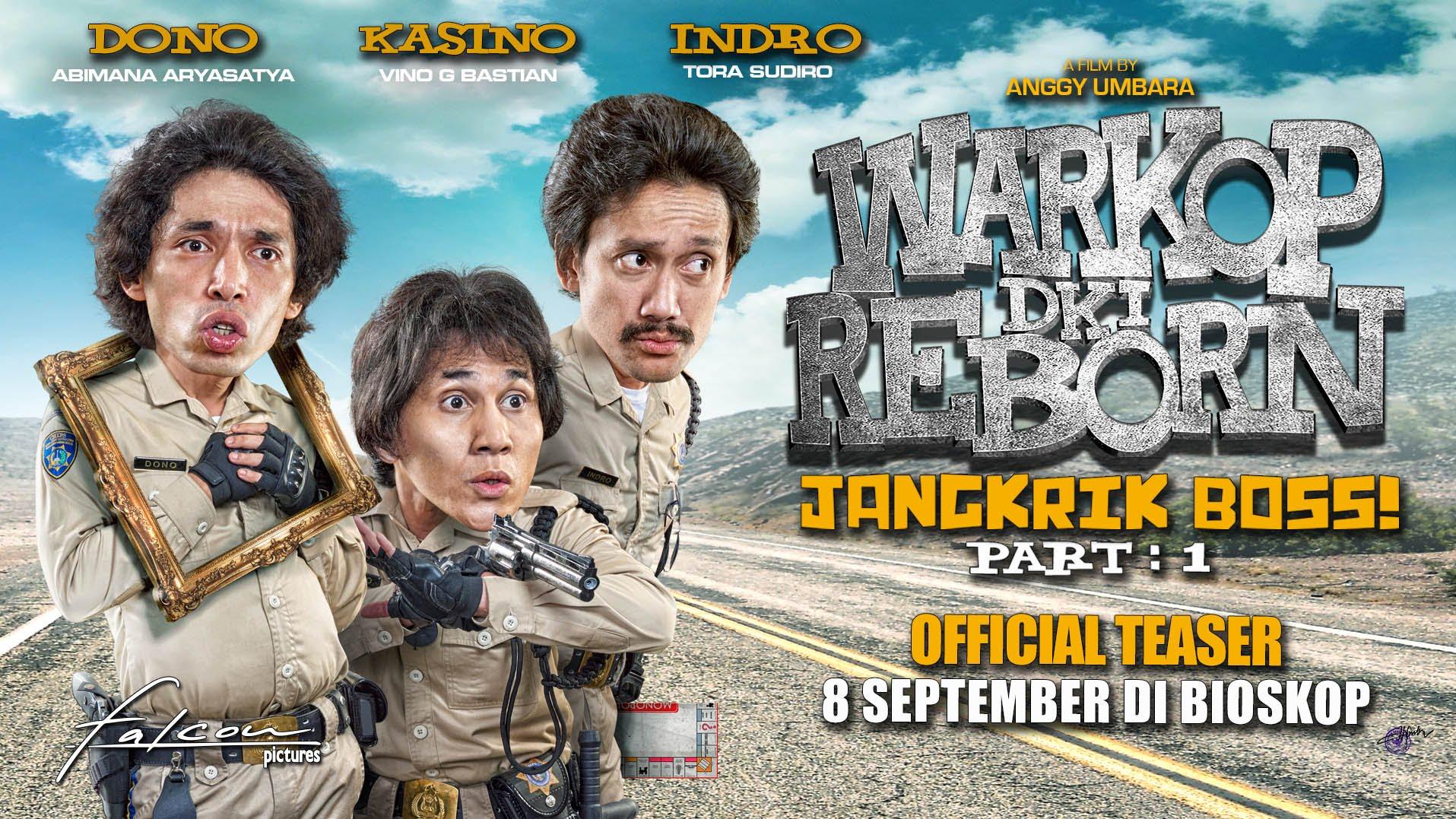 Lima Film Terlaris di Indonesia Sepanjang 2016 - Uzone